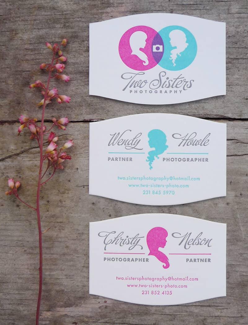 名片設計-凸版印刷名片加工