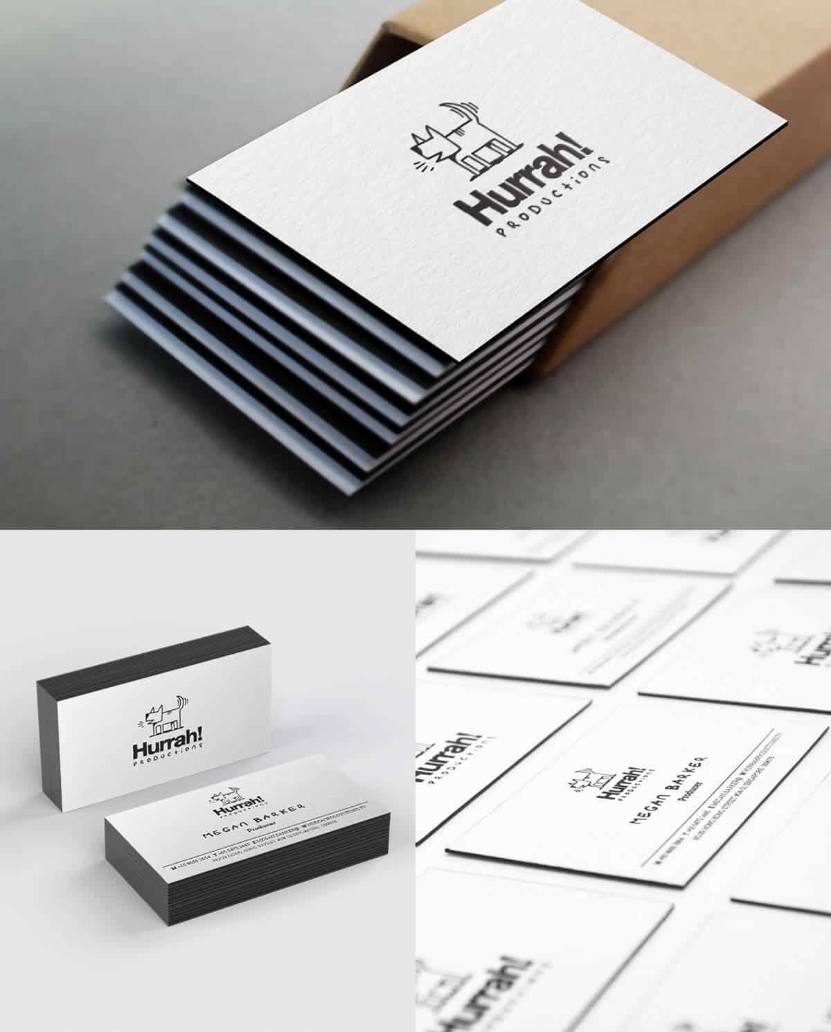 設計工作室店卡設計(凸版印刷)