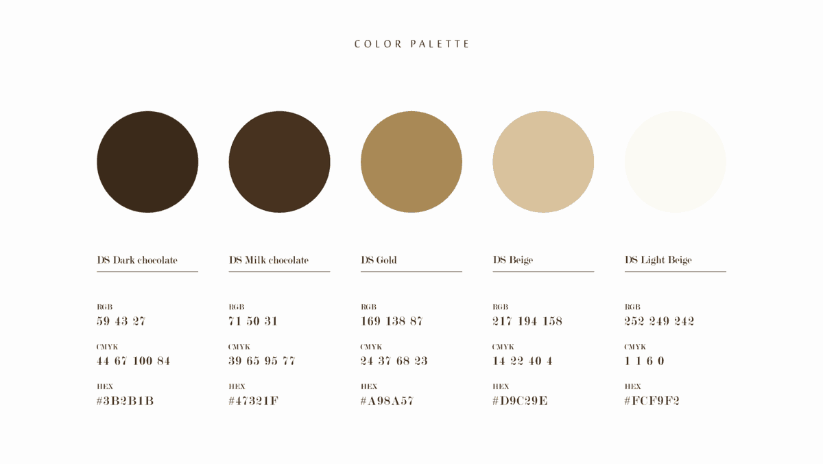 LOGO設計-色彩設定