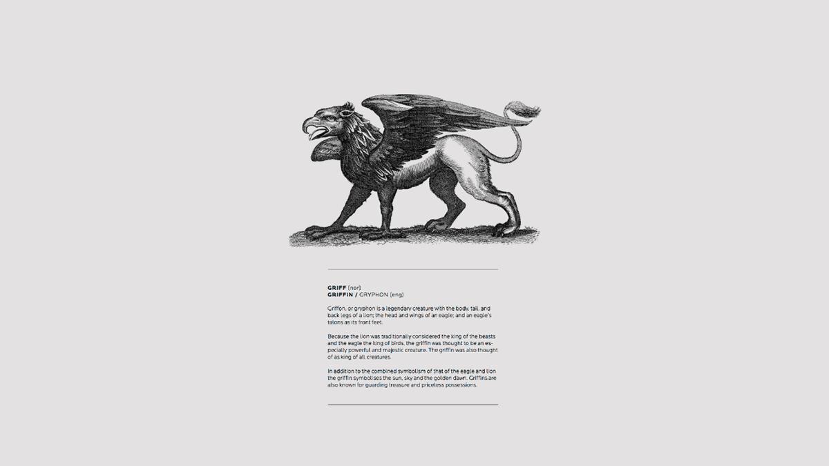 LOGO設計想法-獅鷲