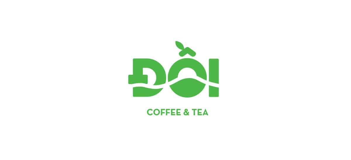 餐廳LOGO設計/咖啡廳和茶飲