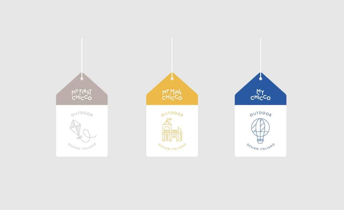 寶寶用品-LOGO設計