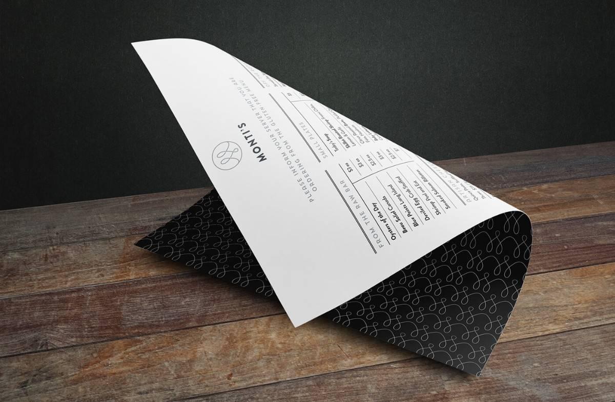 信紙設計-飯店/旅館產業
