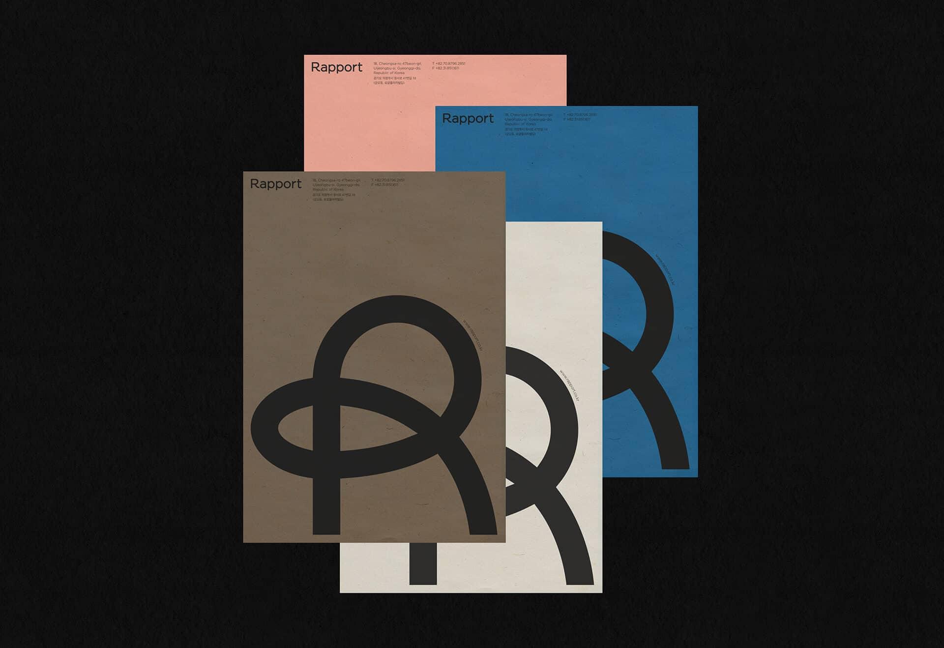 優雅創意的LOGO商標標誌設計
