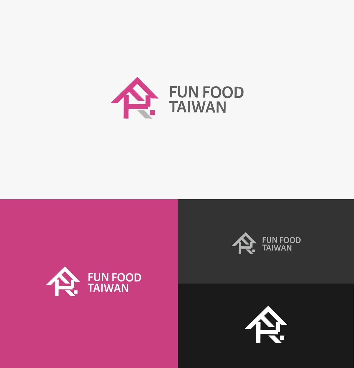 食品認證標章LOGO設計-顏色設定