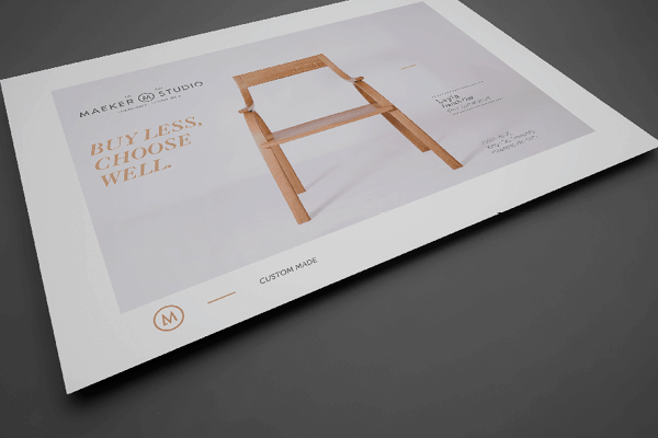 居家空間-海報設計