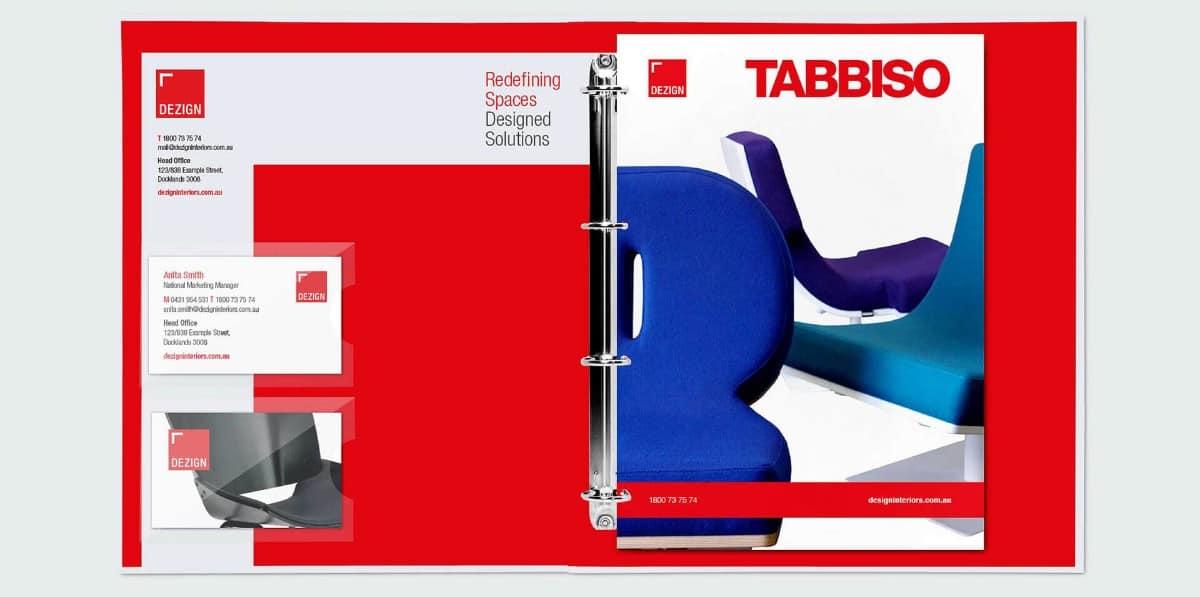 傢具業名片設計