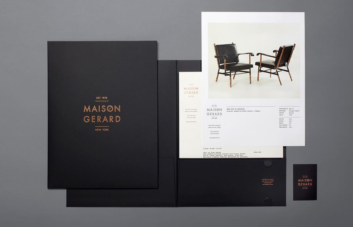家具業平面設計精選