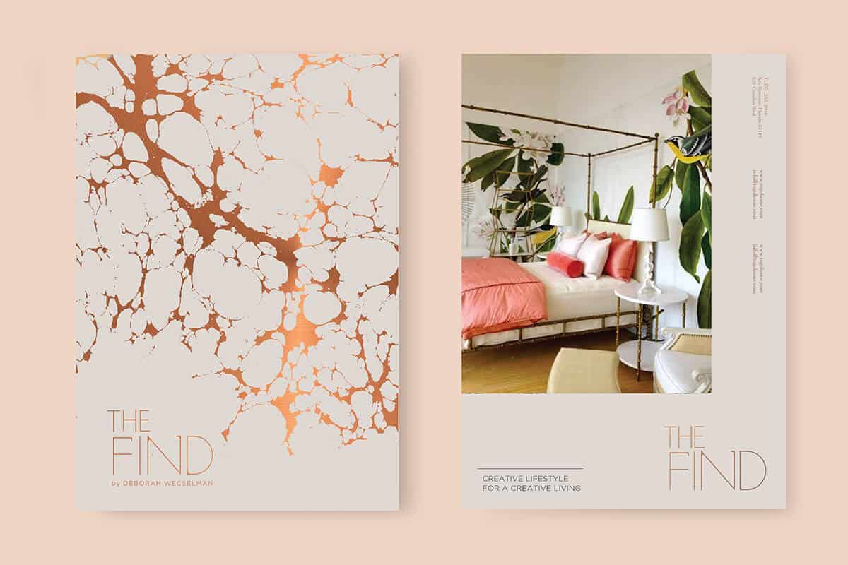 家具業海報設計