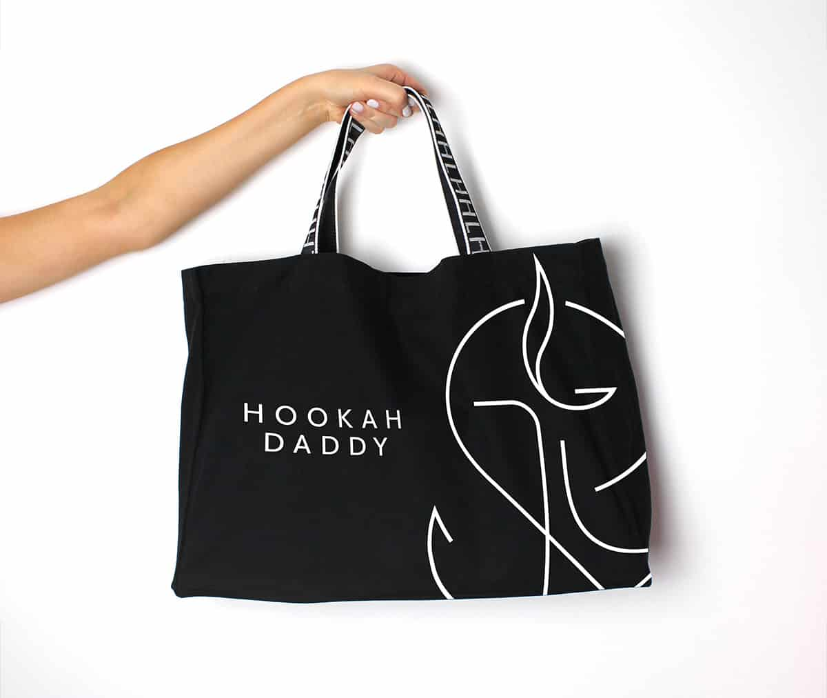 袋子設計-黑色