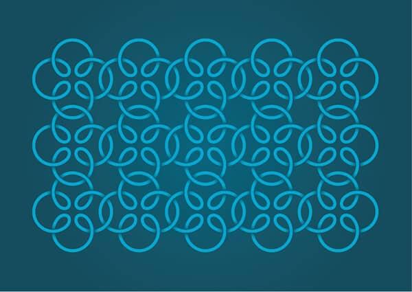 幾何圖形-旅館視覺設計