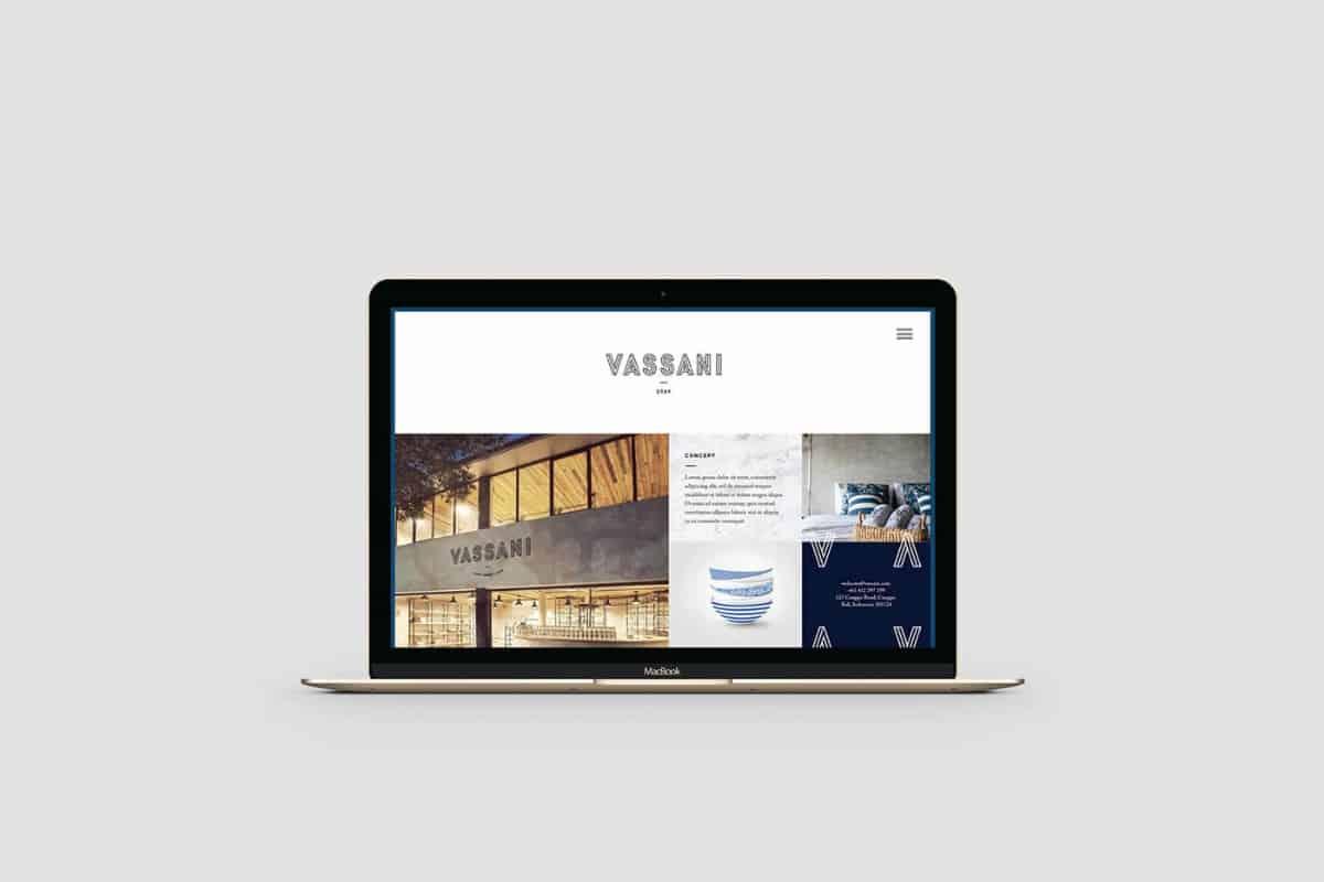 網頁設計-旅館、住宿相關品牌