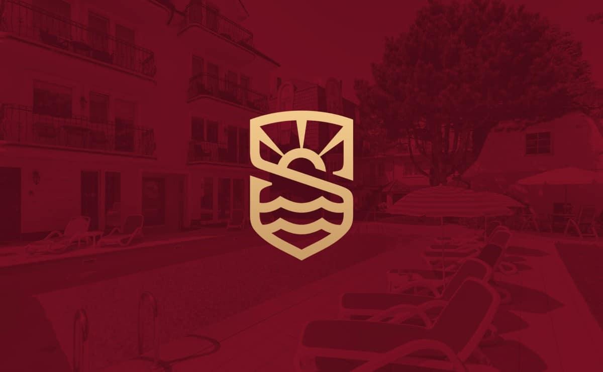 飯店、酒店商標品牌LOGO設計