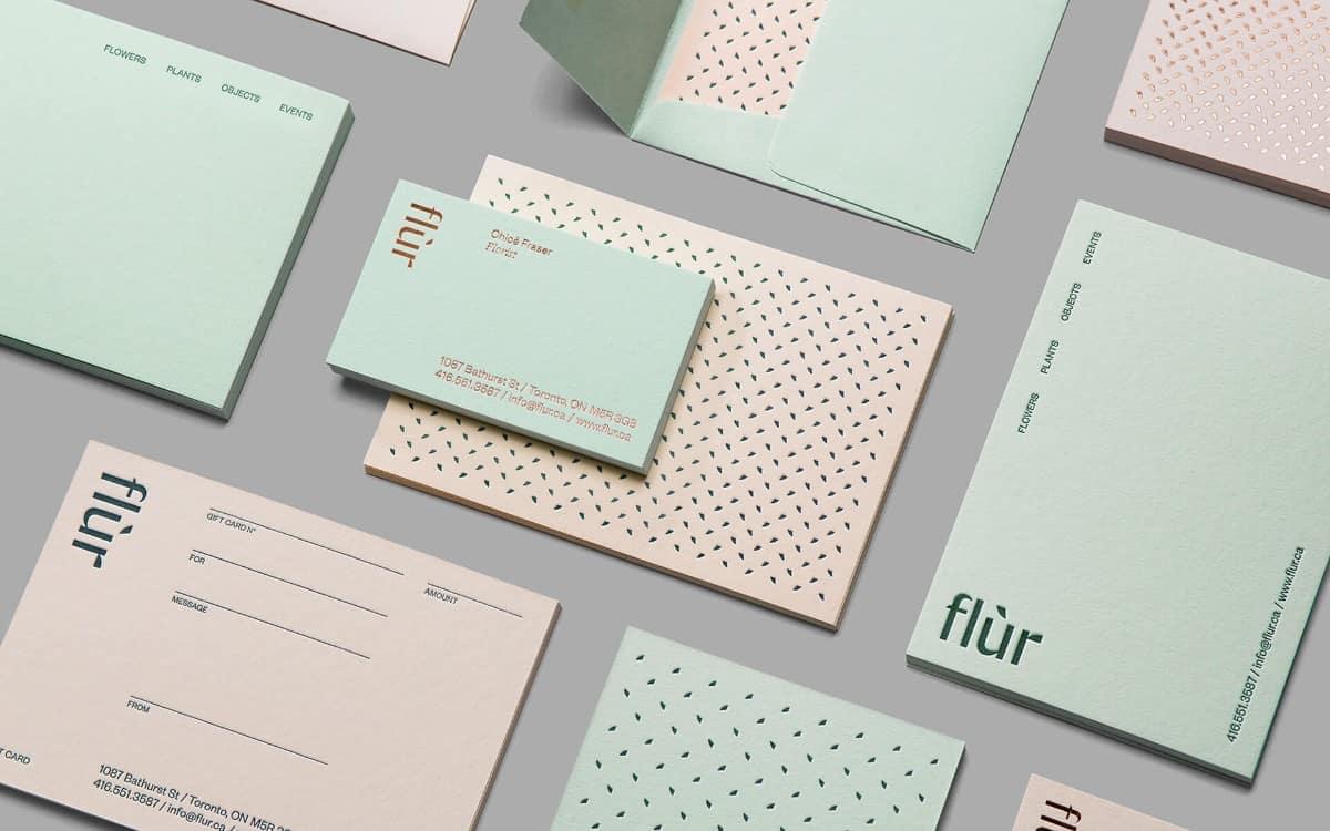 名片設計-設計個人工作室