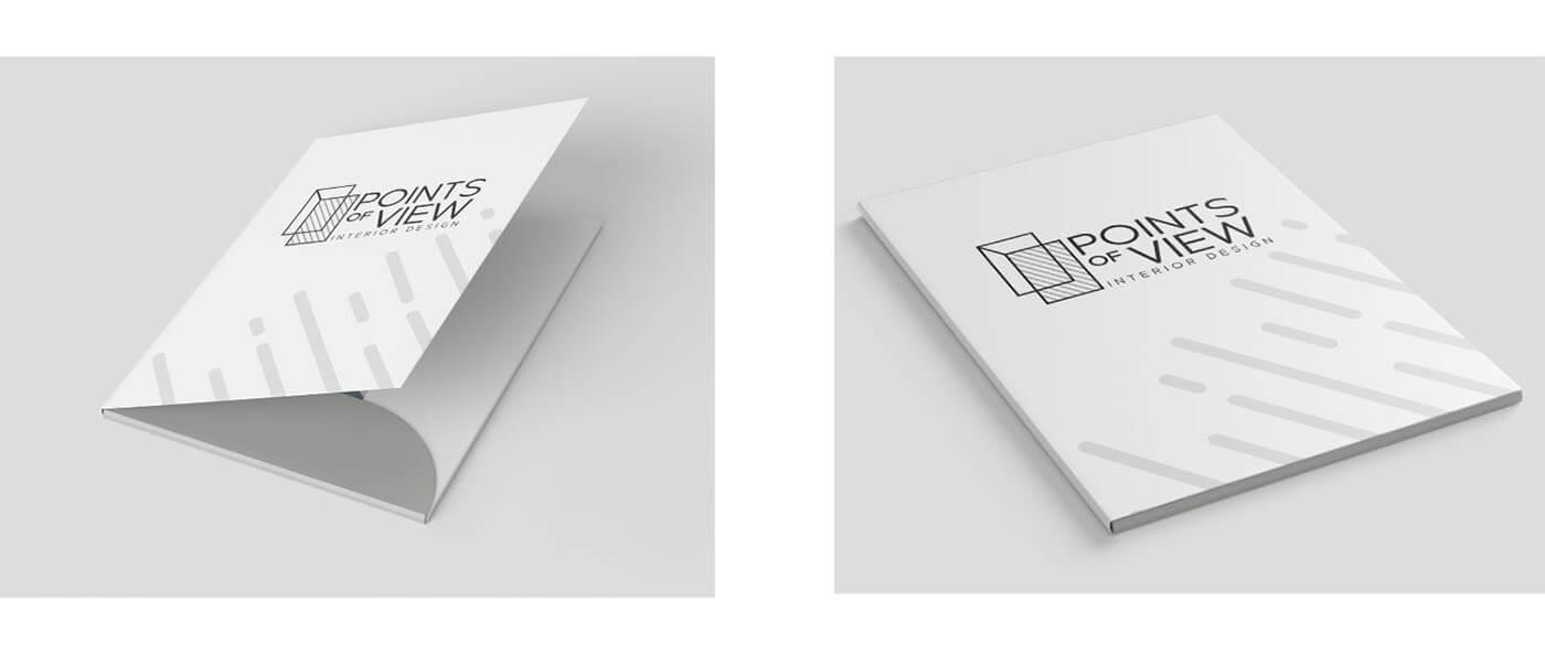 商業風格LOGO設計(室內設計)