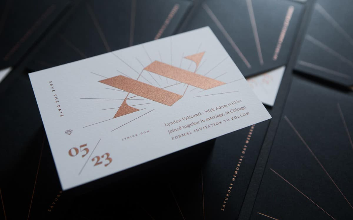 珠寶品牌工作室名片設計