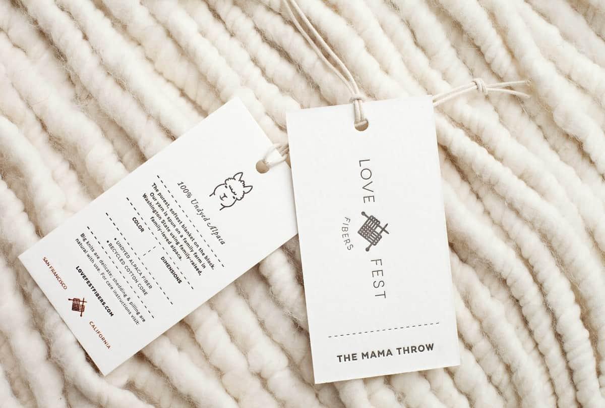 毛料品牌LOGO設計(羊毛)