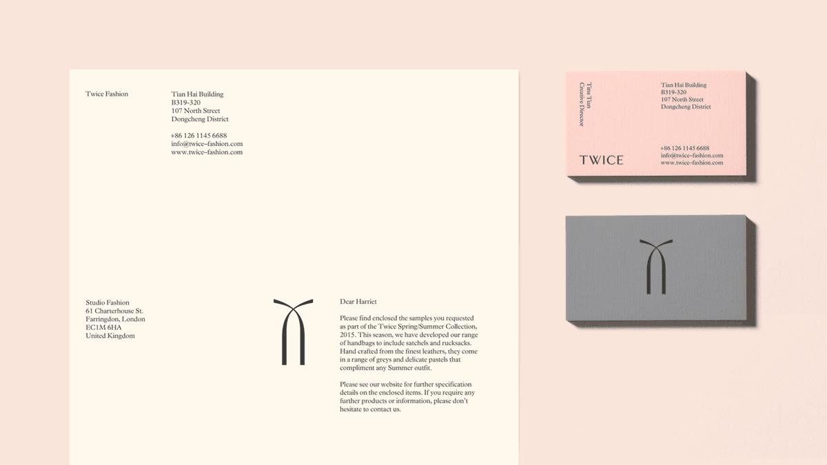 女性創業/時尚產業LOGO設計