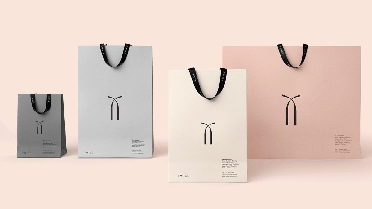 女性時尚包款/配件LOGO設計