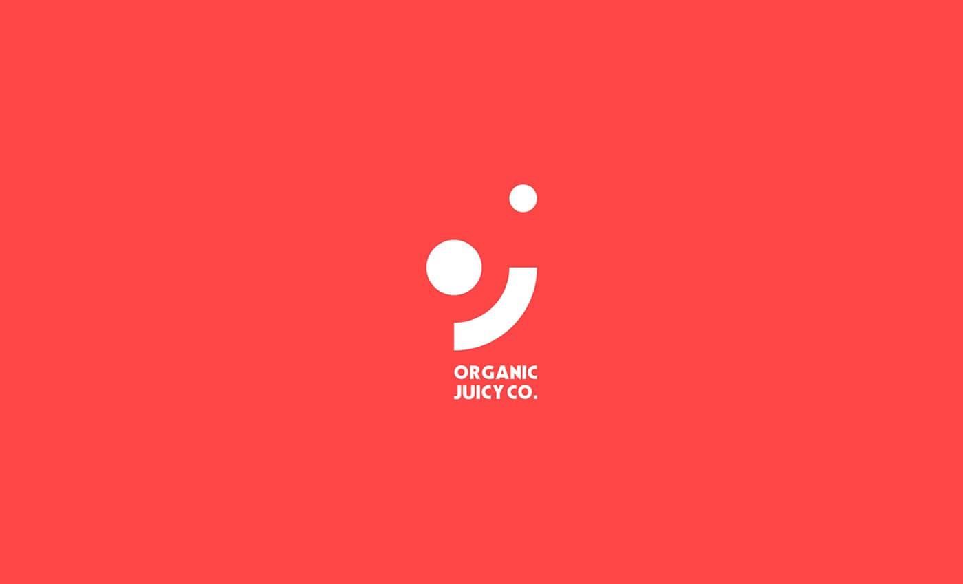 果汁飲料LOGO設計