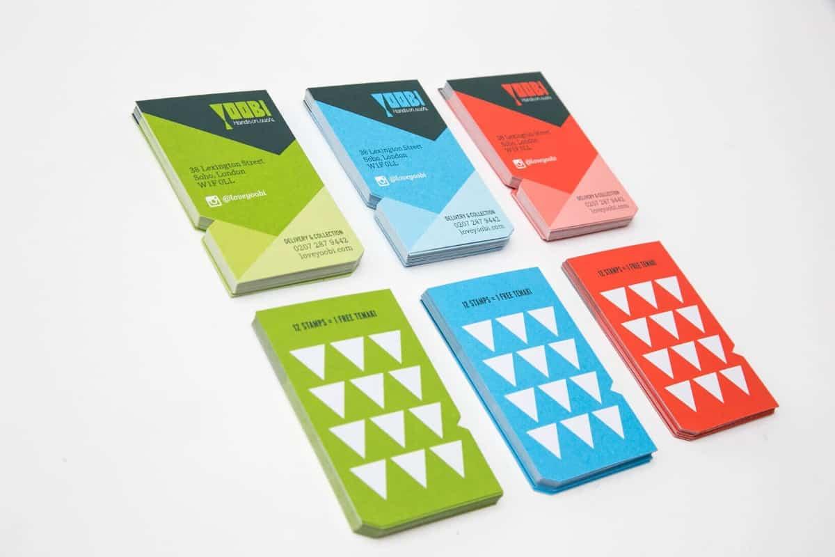 集點卡設計/店卡設計