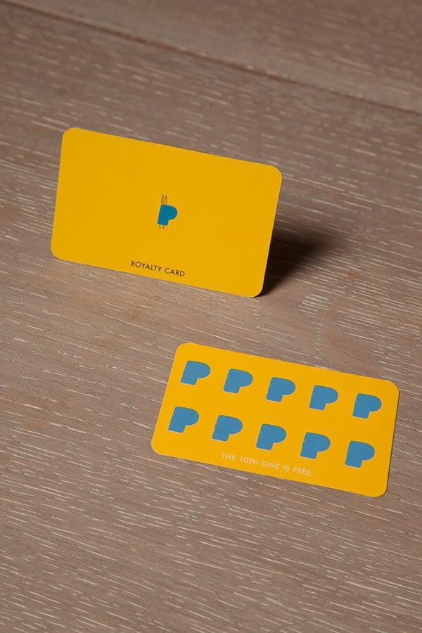 集點卡設計/兒童