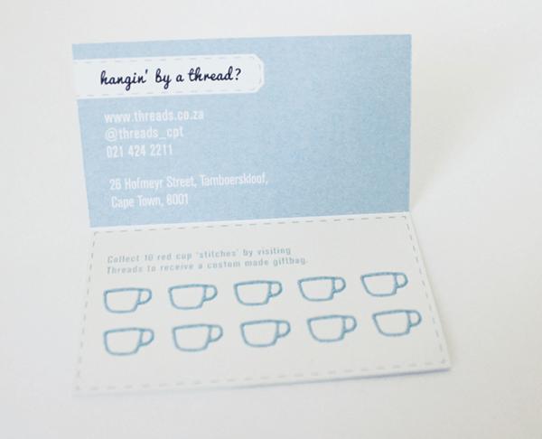 集點卡設計-簡約主題