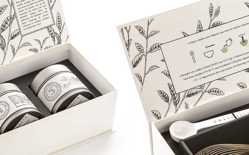 茶葉品牌LOGO設計與包裝設計
