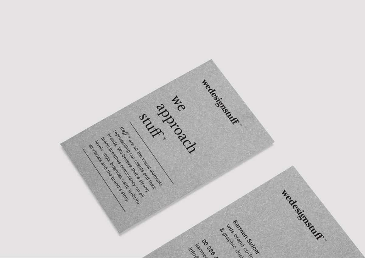 個人品牌-名片設計