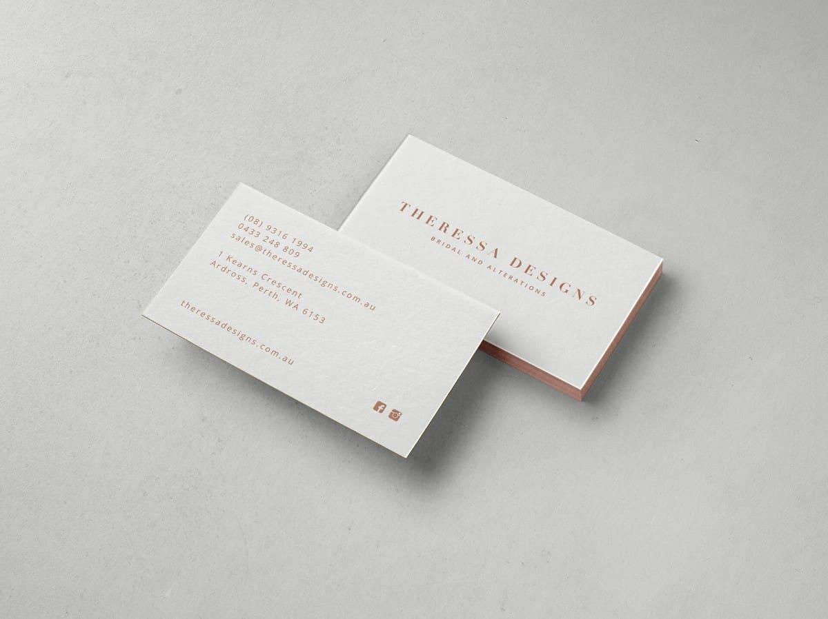 婚紗/婚攝設計品牌工作室-名片設計