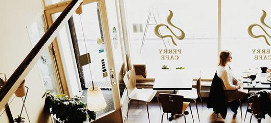 咖啡館、餐廳、早午餐LOGO設計推薦