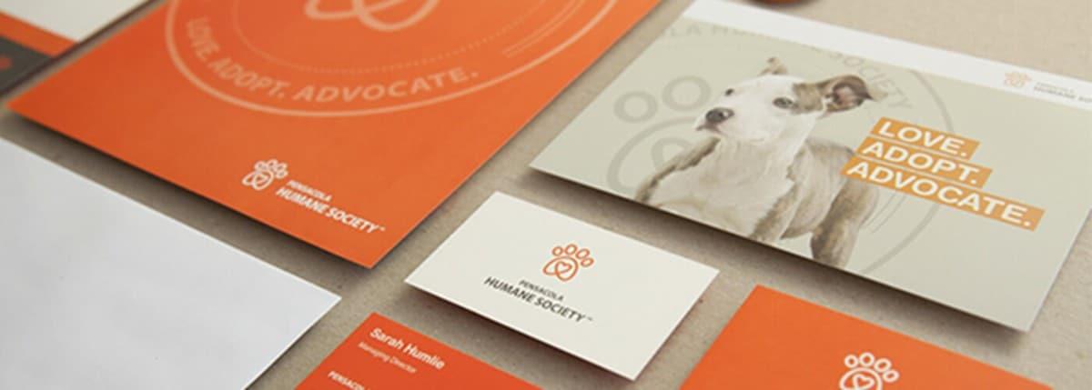 寵物店、寵物用品、動物醫院名片設計