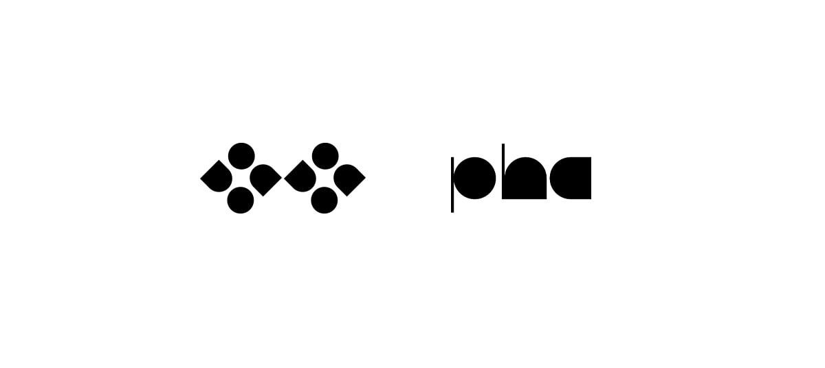 PHC-LOGO設計與輔助圖形