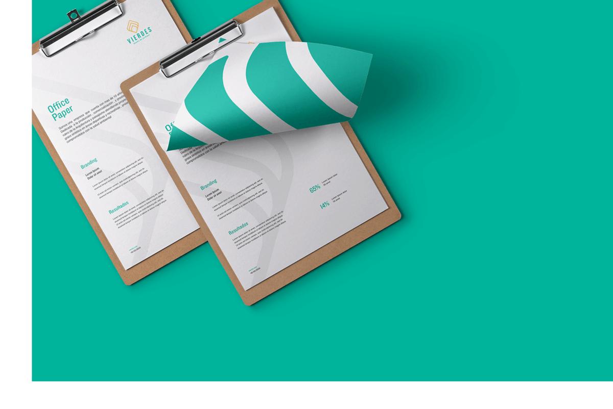 信紙設計(園藝/肥料品牌)