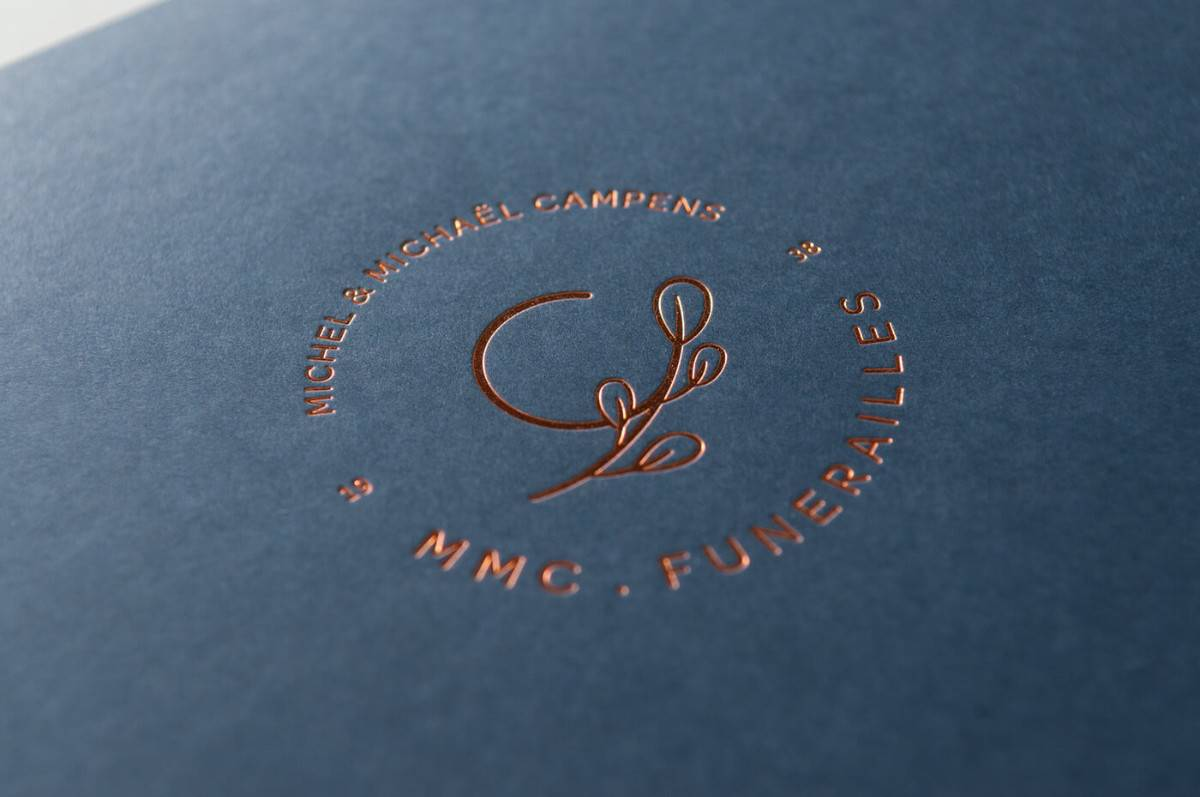 告別式、殯葬品牌LOGO設計