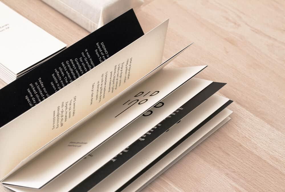 食品/橄欖油品牌型錄設計