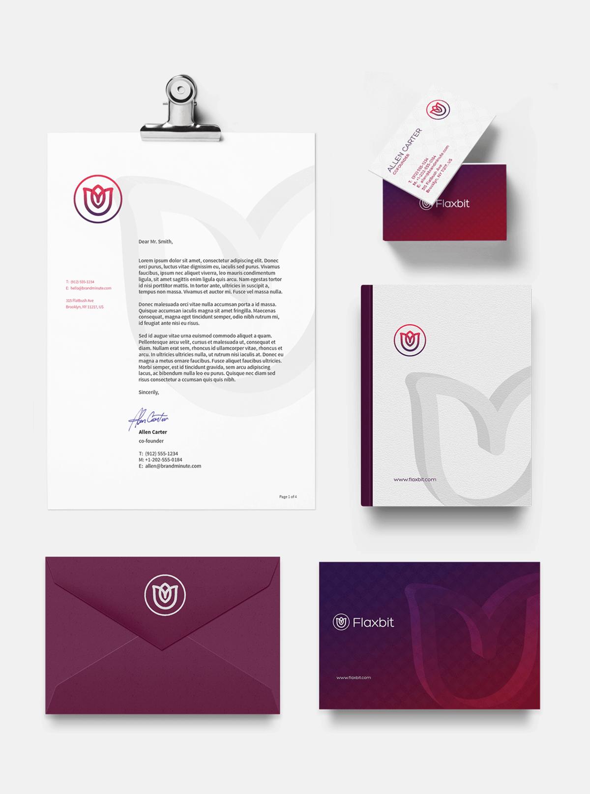 軟體開發品牌-印刷品視覺設計
