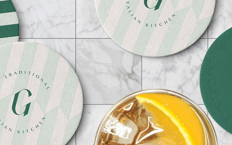 美味出擊! 30個餐廳LOGO設計案例欣賞