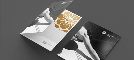 瑜珈健身、韻律健身有氧LOGO設計