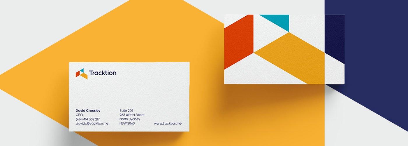 中小企業名片設計