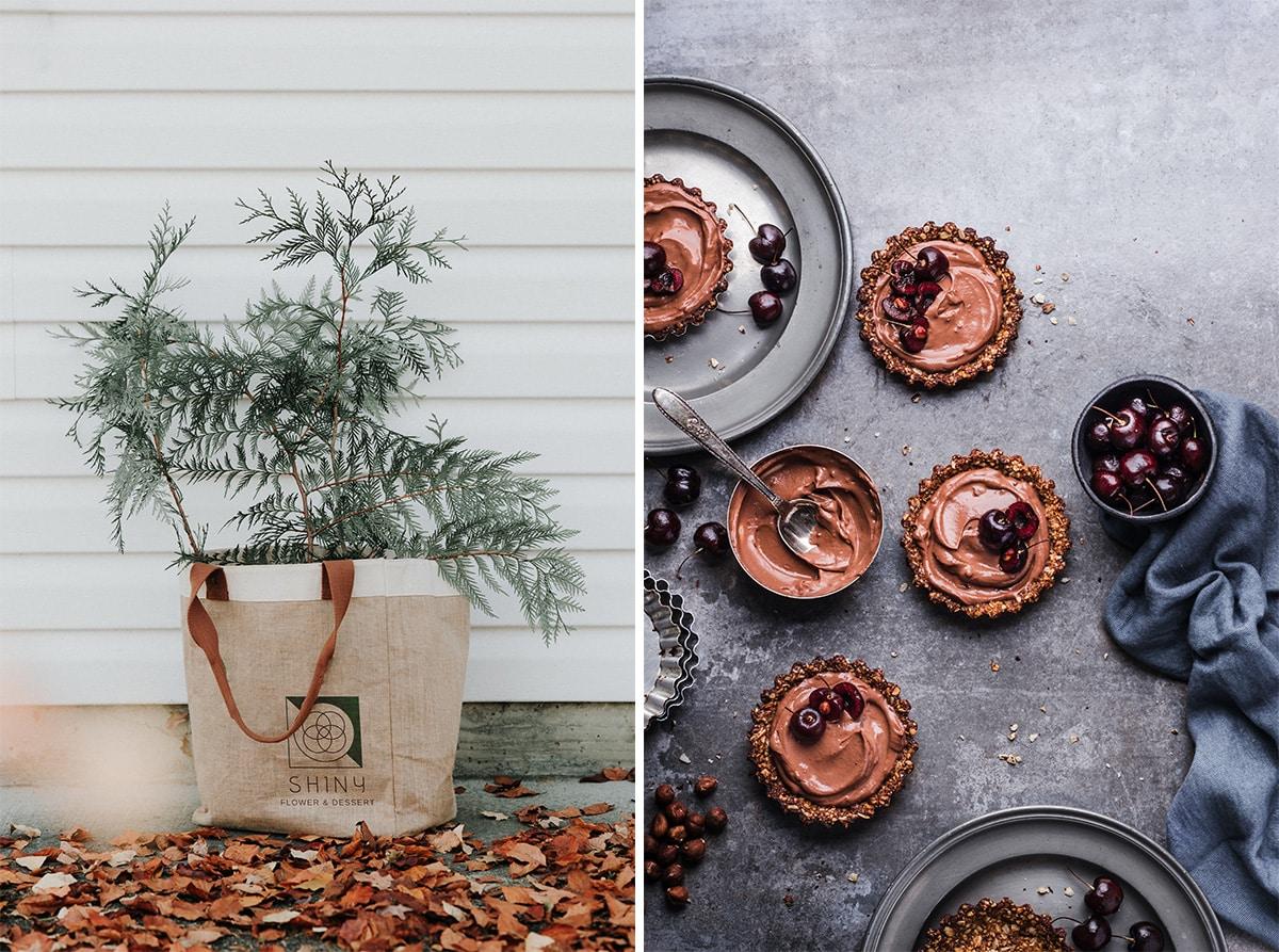 蛋糕、烘培-提袋/紙袋設計