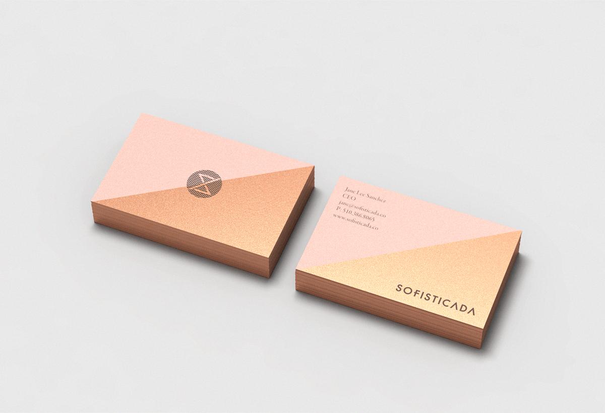 特殊紙質名片設計