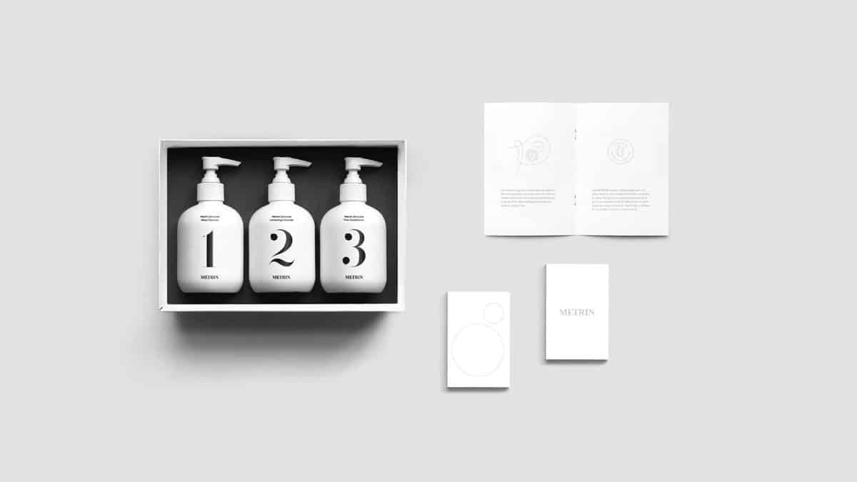 護膚品牌包裝視覺設計