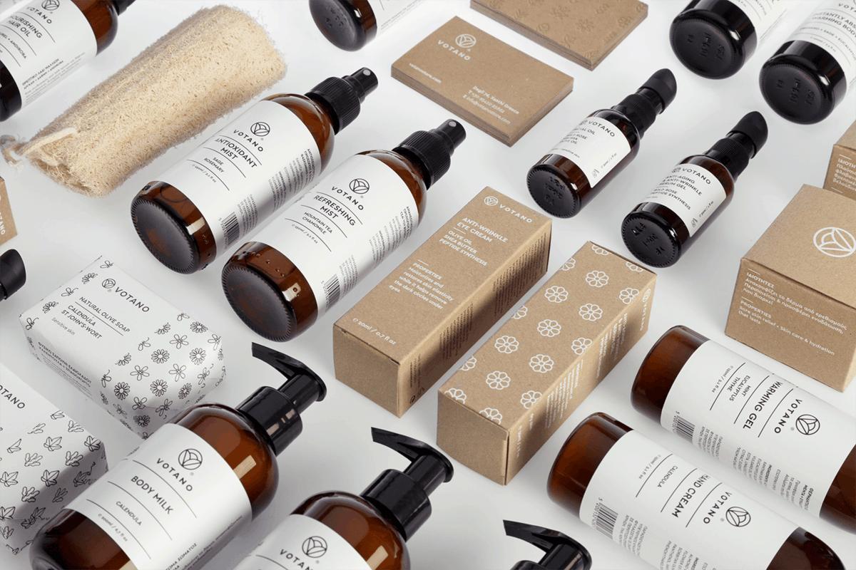護膚品牌視覺包裝設計