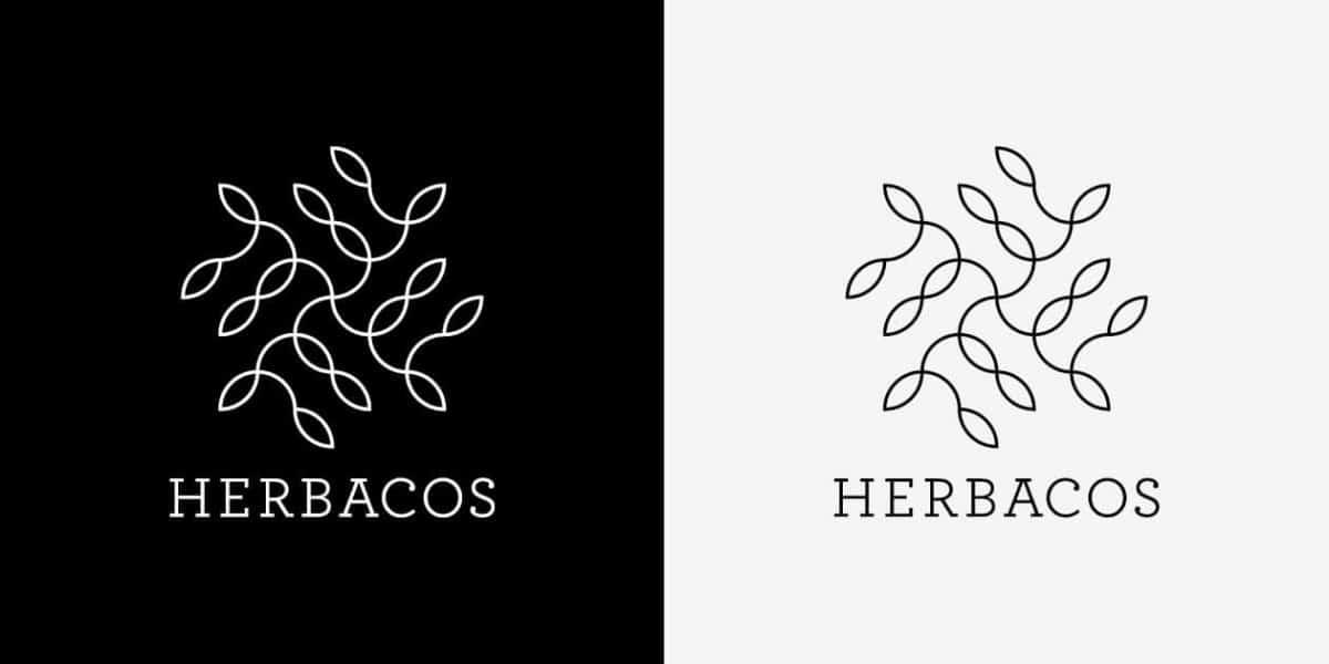 保養品牌logo設計