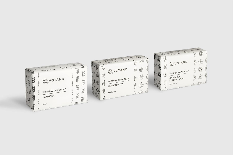 包裝設計:護膚保養主題