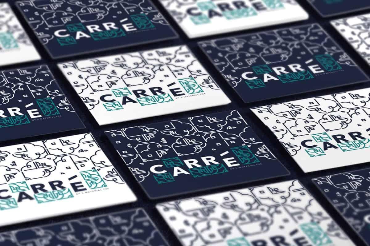 名片設計(方型卡、小卡名片)