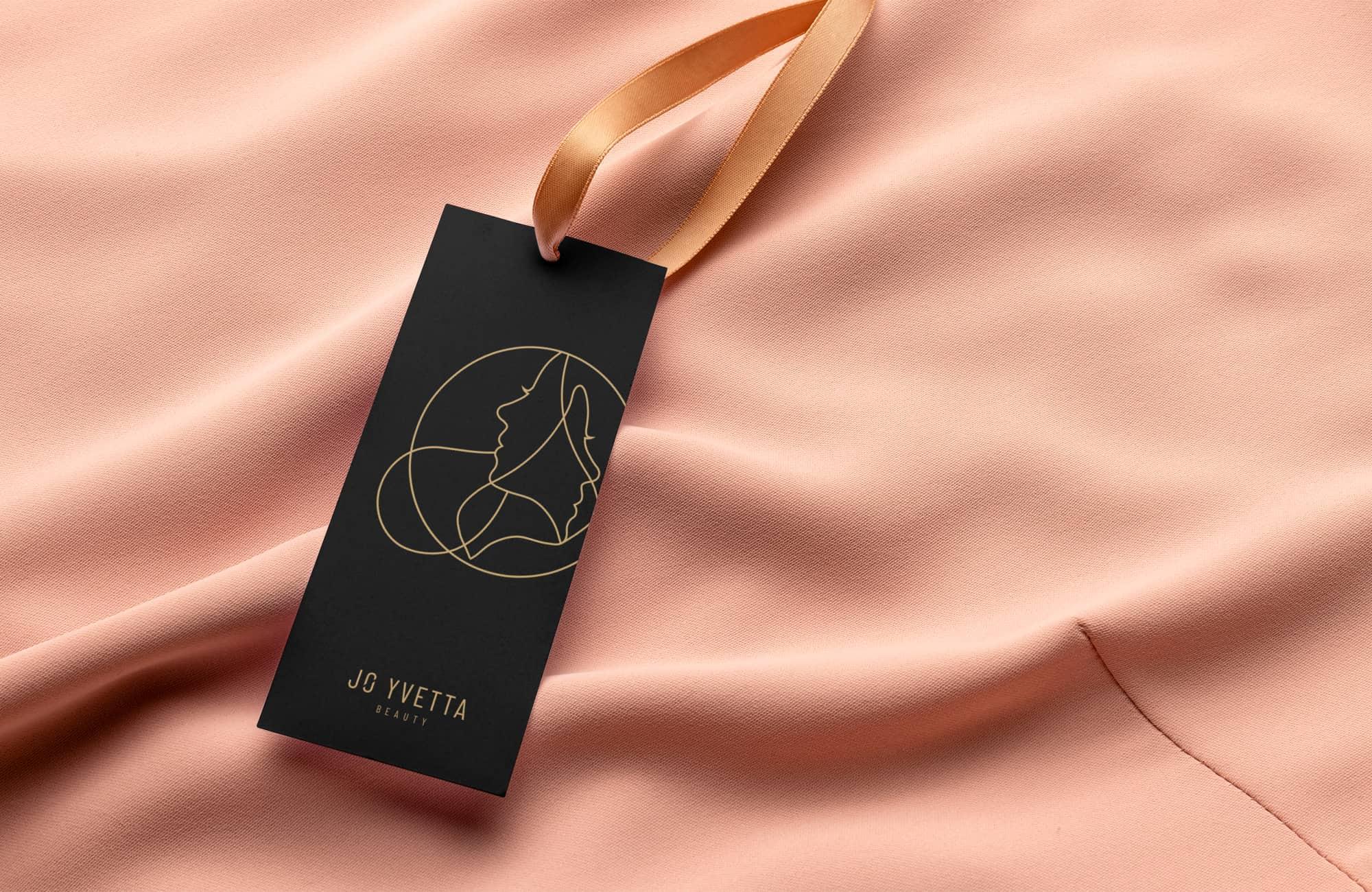 吊牌設計-美甲品牌