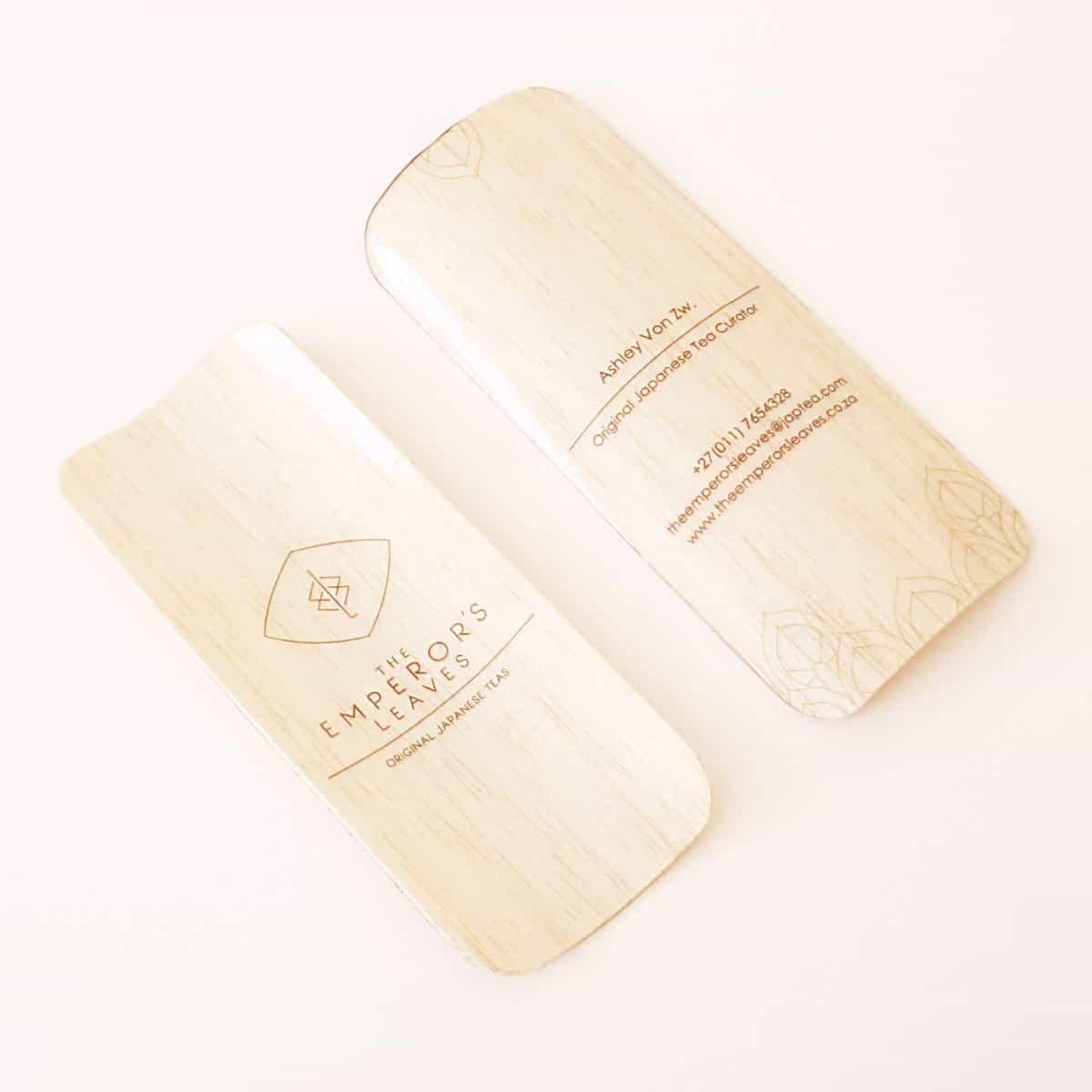 名片設計-茶葉品牌