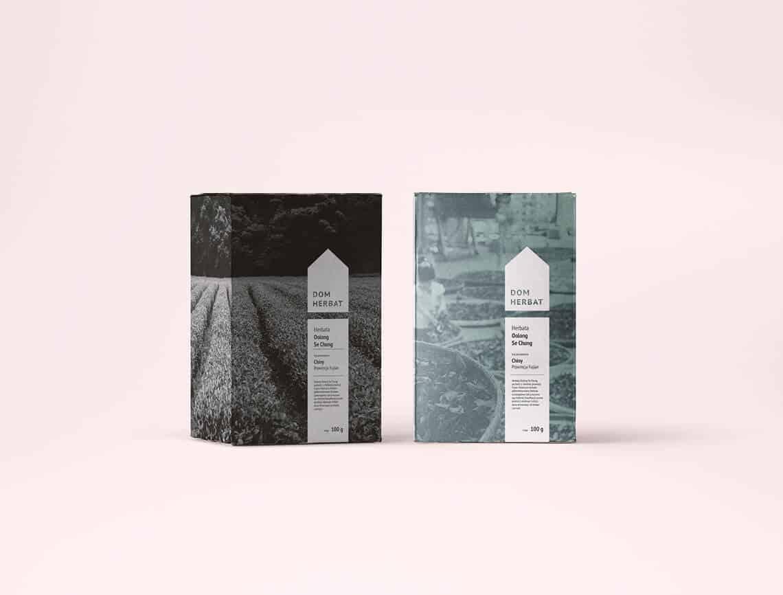 包裝設計-茶葉品牌